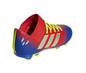 adidas Nemeziz Messi 18.3 FG Rouge/Bleu Junior