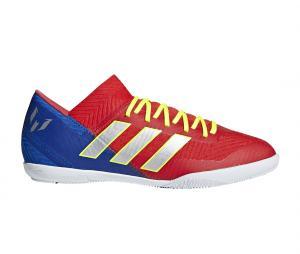 adidas Nemeziz Messi Tango 18.3 IN Rouge/Bleu Junior