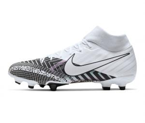 Nike Mercurial Superfly VII Academy MDS DF MG Blanc