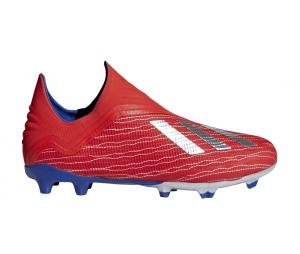 adidas X 18+ FG Rouge Junior