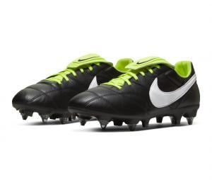 Nike Premier II SG-Pro Anti-Clog Noir/Vert