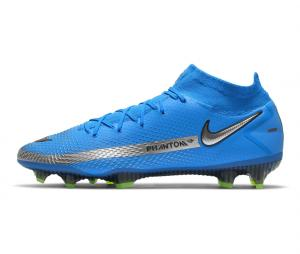 Nike Phantom GT Elite Dynamic Fit FG Bleu