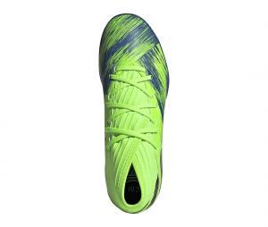adidas Nemeziz 19.3 Indoor Vert/ Bleu Junior
