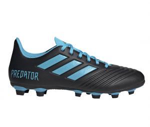 adidas Predator 19.4 FxG Noir/Bleu