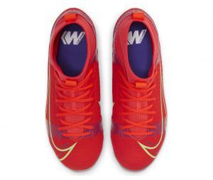 Nike Mercurial Superfly VIII Academy DF MG Orange Junior