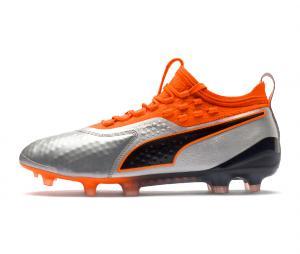 Puma One 1 FG Gris/Orange
