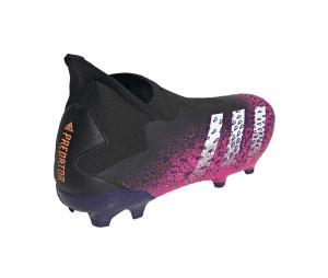 adidas Predator Freak 3 Laceless FG Noir/Rose