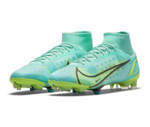 Nike Mercurial Superfly VIII Elite DF FG Vert