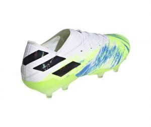 adidas Nemeziz 19.1 FG Blanc/Vert