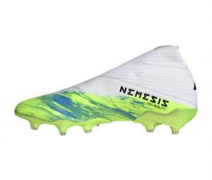adidas Nemeziz 19+ FG Blanc/Vert