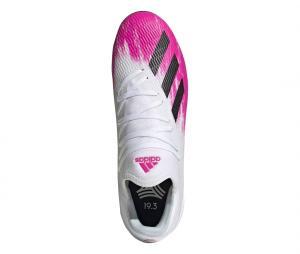 adidas X 19.3 TF Blanc/Rose