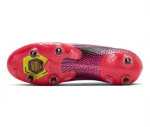 Nike Mercurial Vapor XIII Elite SG-Pro Anti Clog Rouge