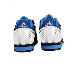 Chaussure halterophilie Powerlift 2.0 bleu/blanc