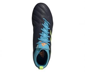 adidas Malice Elite SG Noir/Bleu