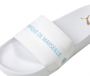 OM Sandals White