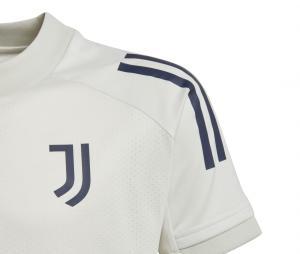 Maillot Entraînement Juventus Gris Junior