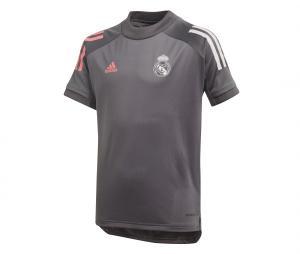 Maillot Entraînement Real Madrid Gris Junior