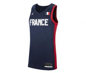 Maillot France Basket Domicile 2021