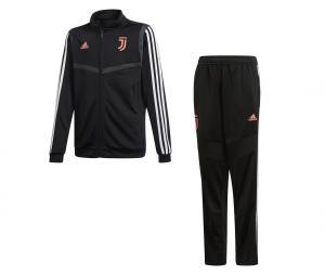 Survêtement Juventus Noir Junior