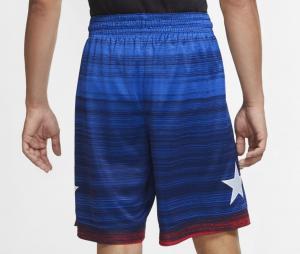 Short USA Limited 2020/2021 Bleu