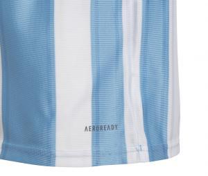 Maillot Striped 21 Bleu/BlancJunior