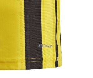 Maillot adidas Striped 21 Jaune/Noir Junior