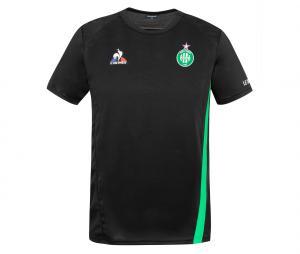 T-shirt AS Saint-Etienne Noir Junior