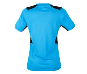 OM Training Woman's Football Shirt Blue/Black