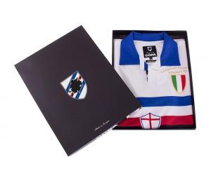 Maillot Vintage Sampdoria Extérieur 1991/92