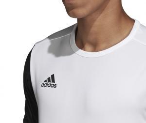 Maillot adidas Estro 19 Blanc