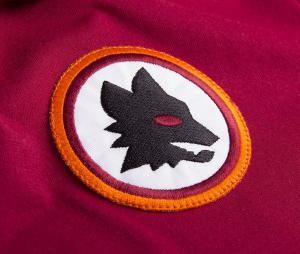 Maillot Vintage AS Roma 1980 Rouge