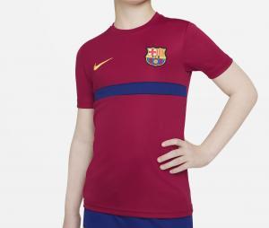 Maillot Barça Academy Pro Rouge Junior