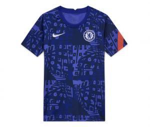 Maillot Pré-Match Chelsea Bleu Junior