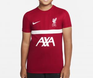 Maillot Liverpool Academy Pro Rouge Junior