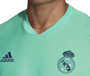 Maillot Entraînement Real Madrid Ultimate Vert