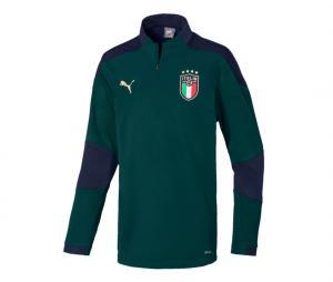 Training Top Italie Vert Junior