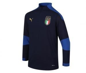 Training Top Italie Bleu Junior