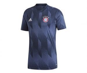 Maillot Pré-Match Bayern Munich Bleu