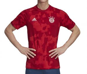 Maillot Pré-Match Bayern Munich Rouge