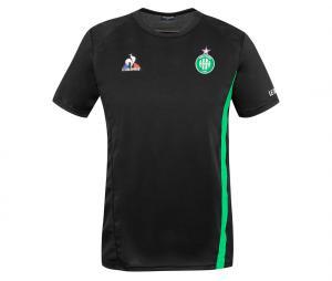 T-shirt AS Saint-Etienne Noir