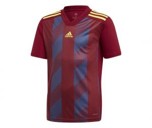 Maillot adidas Striped 19 Rouge Junior