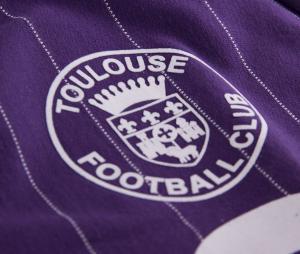 Maillot Vintage Toulouse FC 1983/84