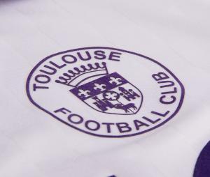 Maillot Vintage Toulouse FC 1986/87