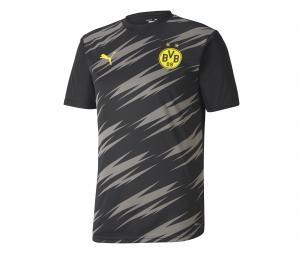 Maillot Pré-Match Dortmund Gris