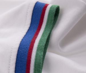 Maillot Vintage Italie Extérieur 1982 Blanc