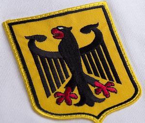 Maillot Vintage Allemagne 1970