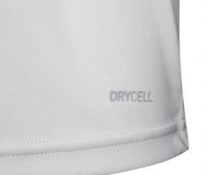 OM Training Men's Short-Sleeve Football Top Grey