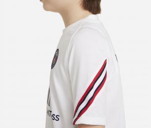 Maillot Jordan x PSG Strike Blanc Junior