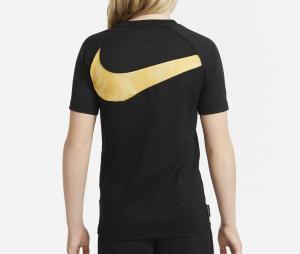 Maillot Nike Academy 21 Noir Junior