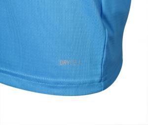 Camiseta OM Prepartido Azul Júnior